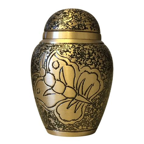 Home Decor Stores Brampton Antique Butterfly Small Keepsake Urn Mini Cremation Urns