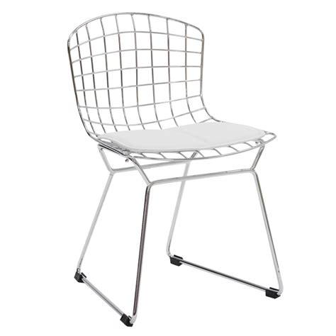 Chair Bertoia by Harry Bertoia Dining Chair Bertoia Side Chair Design