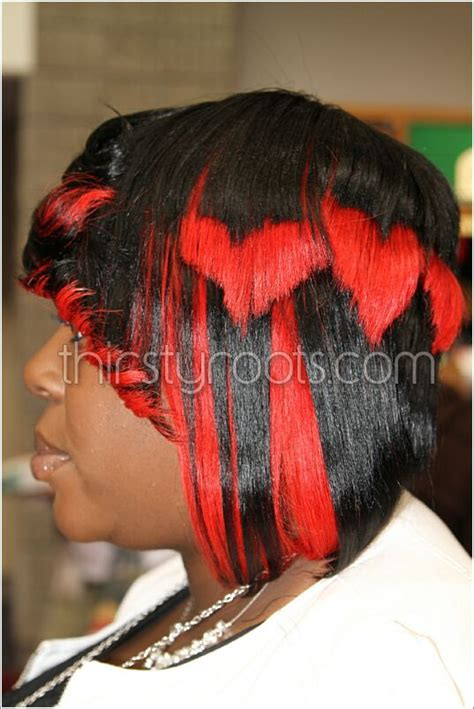 sew in layered bob hairstyles layered weave styles