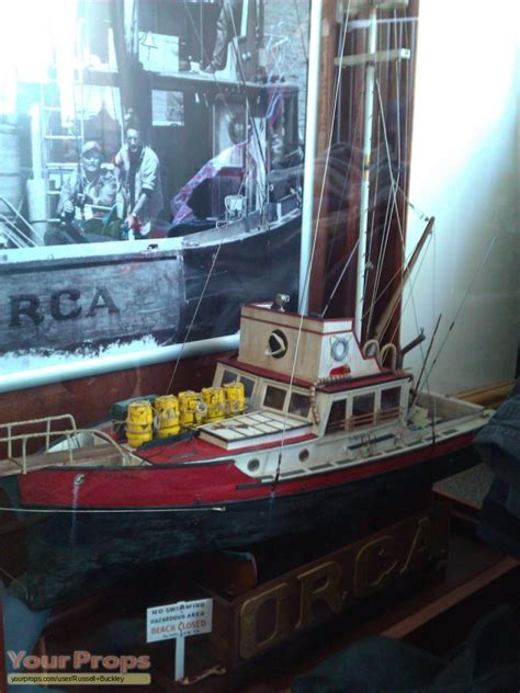 jaws boat replica jaws orca lobster fishing boat replica 3 ft made from