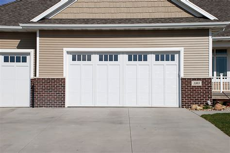 overhead door iowa city overhead door iowa city 9x7 insulated steel door from