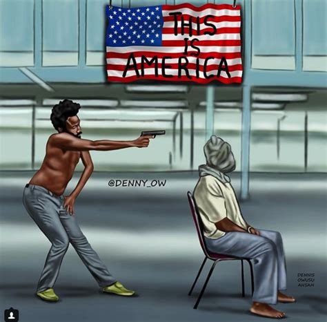 childish gambino jim crow poster 11 symbolic depiction of black lives in the u s captured