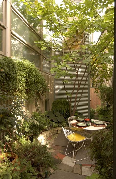 Houses For Narrow Lots 16 ways to get more from your small backyard huffpost