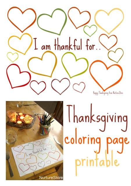 printable images thanksgiving thanksgiving table coloring page images