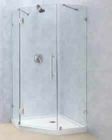 neo shower doors dreamline showers prismlux hinged shower enclosure