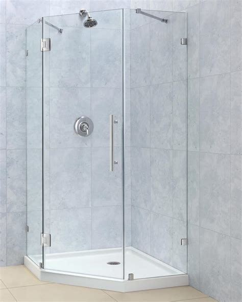 Shower Enclosure by Dreamline Showers Prismlux Hinged Shower Enclosure