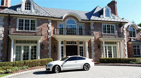 brick house nj 7 488 million brick colonial mansion in saddle river nj 1 moore rd reno