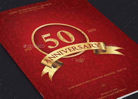 Church Anniversary Program Cover Design Pictures To Pin On Pinterest Pinsdaddy Church Anniversary Program Template 2
