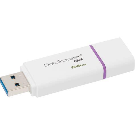 Kingston 64 Gb Usb 3 0 kingston 64gb usb 3 0 datatraveler i g4 flash drive dtig4 64gb