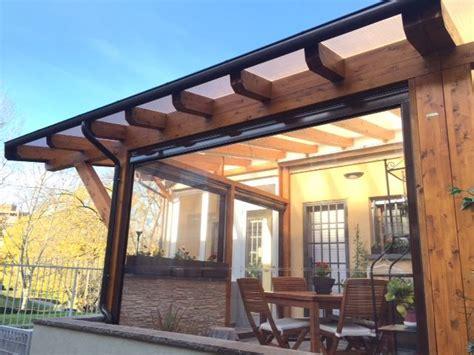 tettoie in legno e policarbonato camerette tettoie legno e policarbonato camerette tettoia
