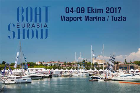 boat show eurasia boat show eurasia fuarı kapılarını a 231 ıyor