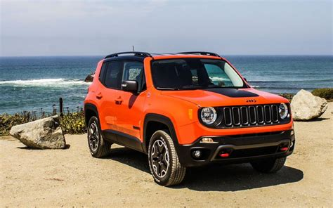jeep renegate 2015 jeep renegade review roadshow