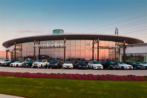 Canadian Auto Dealer by Mercedes Canada Recognizes Top Performing Dealers
