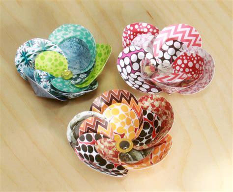 Paper Craft Flowers For - how to make paper flowers world of pineapple