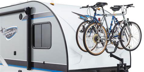 Travel Trailer Bike Racks by 2017 Hummingbird Travel Trailers Lightweight Cers