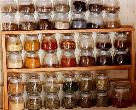 your spice rack is your medicine chest two livin
