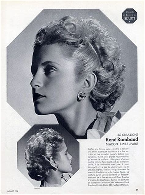 1936 journalist hair styles 1000 images about period hairstyles on pinterest 1920s