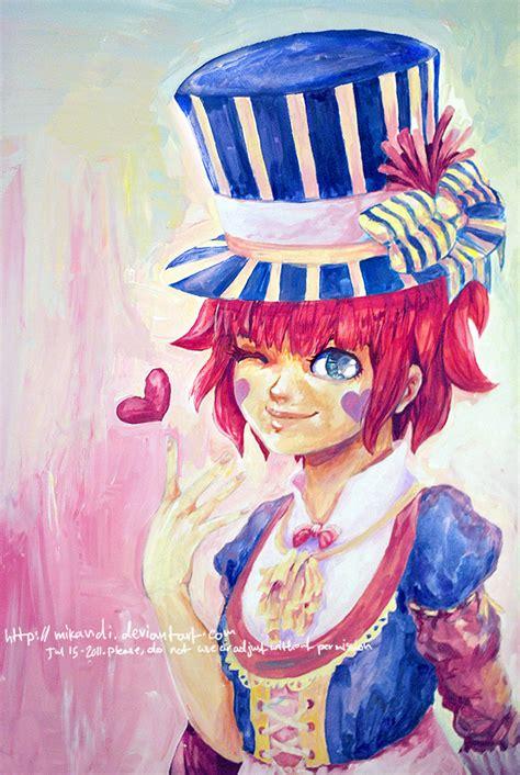 acrylic painting anime acrylic paint myuta by mikandii on deviantart