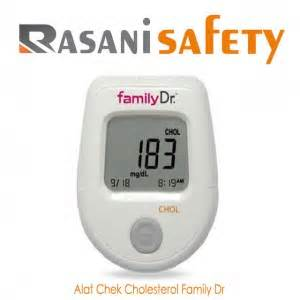 Murah Family Dr Alat Cek Hemoglobin alat cek kolesterol family dr rasani safety