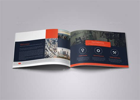 portfolio templates indesign portfolio brochure indesign template v2 by jbn comilla