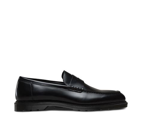 thin sole sneakers dr martens henley penton thin sole leather bar loafer slip