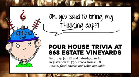 pour house trivia trivia with pour house trivia welcome to 868