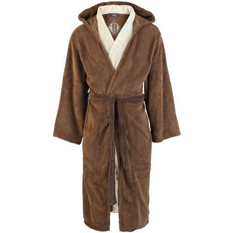 Robe De Chambre Wars Carrefour - ce peignoir jedi wars met dans la peau d obi wan kenobi