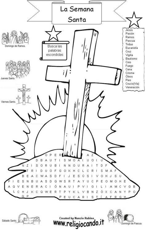 ASSERTUM: Recursos para Semana Santa | MISIONES