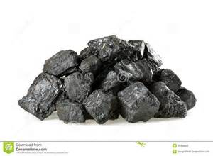 Coal L by Pile Of Coal Isolated On White Stock Image Image 35486893