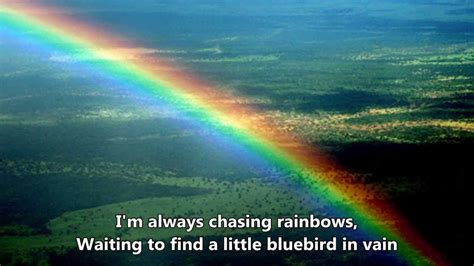 chaising rainbows ray conniff i m always chasing rainbows singers version