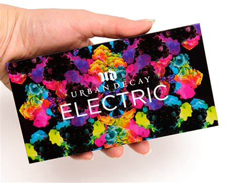 Decay Electric decay electric pressed pigment palette review
