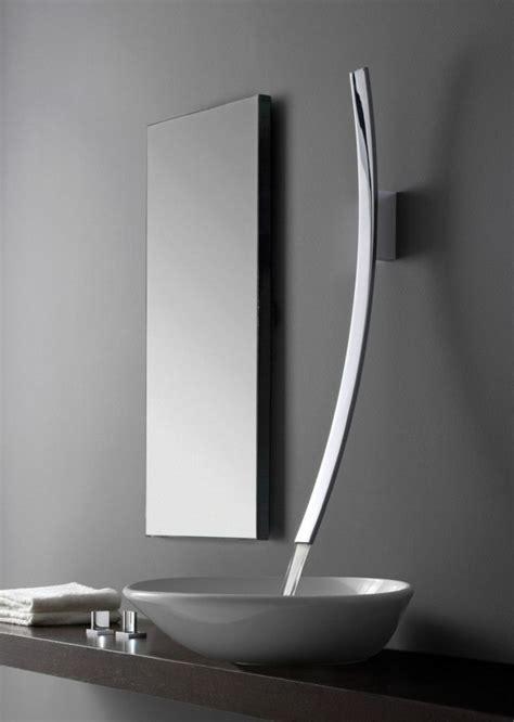 moderne badezimmerarmaturen armaturen waschbecken wand ambiznes
