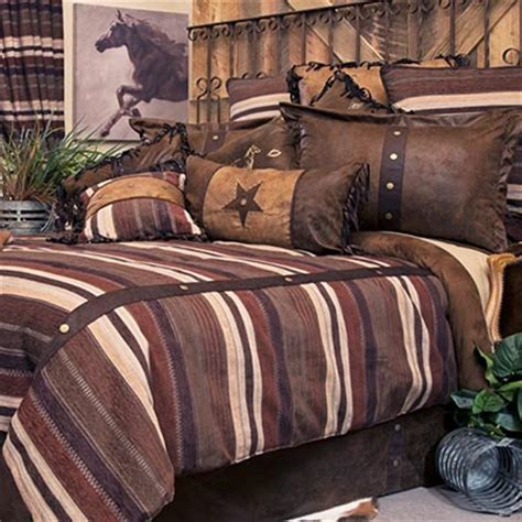 Old West Bedding Set Western Style Comforters
