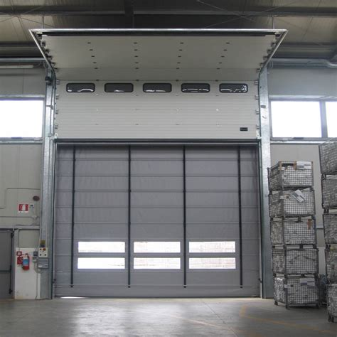 porte sezionali porte sezionali industriali porte per garage portoni