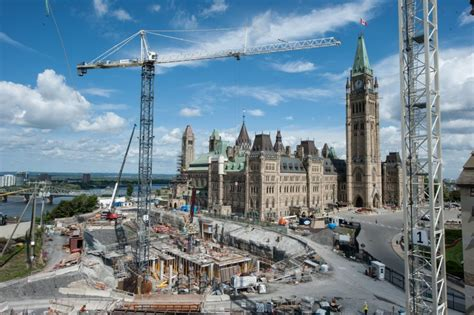 visitor pattern const renderings released of parliament hill welcome centre and