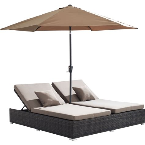 outdoor lounge chairs with umbrella atlantic chaise lounge with umbrella outdoor
