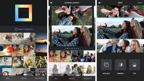 get layout on instagram instagram releases layout photo collage app not yet