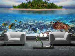 sea life wall murals wall murals sea life canvas prints amp posters tropical sea