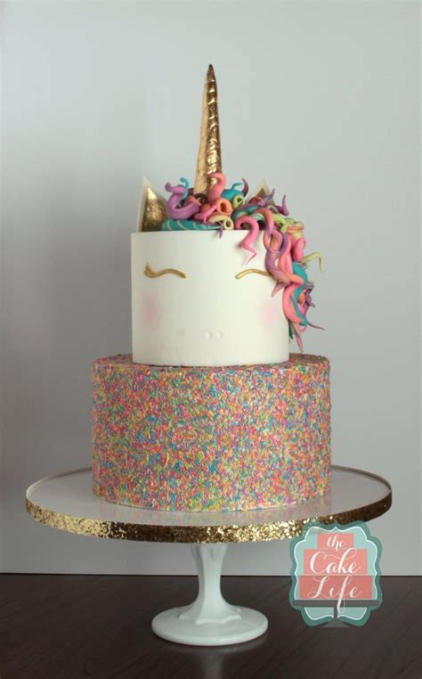 eine einhorn torte selber machen und weitere design ideen