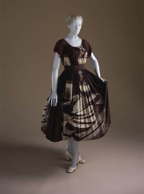 Fc Dress Fashion 1 s dress gilbert adrian united states 1903 1959 united states california circa 1951