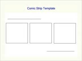 Free Printable Comic Template by Comic Template 7 Free Pdf