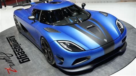 Blue Koenigsegg Agera R Wallpaper For Free Hd Desktop