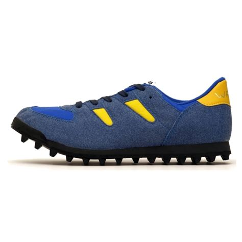 obstacle running shoes walsh pb elite fell running shoes in blue at