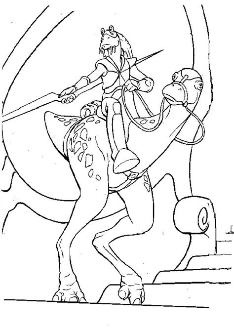 kit fisto coloring pages free coloring pages of jedi interceptor