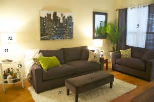 grey yellow green living room modern grey living room with pops of green happy wife