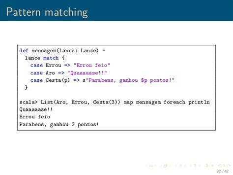 pattern matching in scala introdu 231 227 o a scala geekietalk