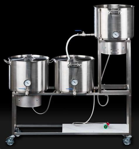 personal pilsner production kits the brewing stand