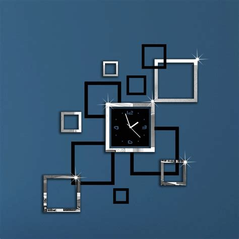 contemporary wall clock designs