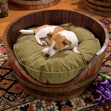 wine barrel dog house 20 incredible diy ways to wine barrel projects home