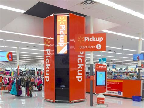 ikea pickup in store walmart built a giant tower for online orders business